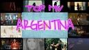 Топ клипов мира. Аргентина. Top MV of the world. Argentina.