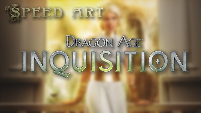 Dragon Age: Inquisition Cosplay | Speed art №40