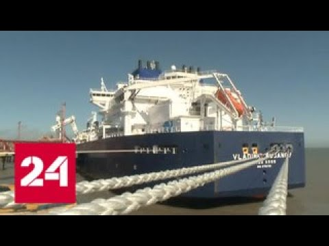 Новатэк намерен определиться с партнерами по проекту Арктик СПГ-2 до конца года - Россия 24