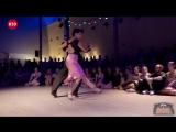 Sebastian Achaval and Roxana Suarez La milonga de Buenos Aires by Solo Tango #SebastianyRoxana