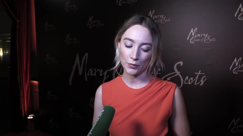 2019 ›› Сирша Ронан даёт интервью для «Independent.ie»
