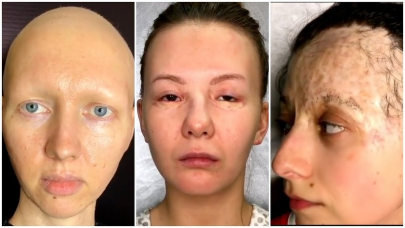 This Amazing Gift Made Them Smile Again ♥️ The Power of Makeup   Makeup Transformations