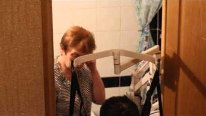 Подъёмник для ванной для инвалида Миник