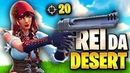 FIZ ESTRAGO COM ESSA DEAGLE Fortnite Battle Royale - Softe