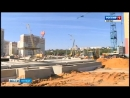 В районе ул. 50 лет НЛМК строят новую школу