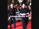 November 10 Shawn on the Red Carpet at the 2018 NRJMusicAwards in Cannes, France.