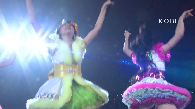 Momoiro Clover Z - Chai Maxx (SUMMER DIVE 2012 Tour Digest)