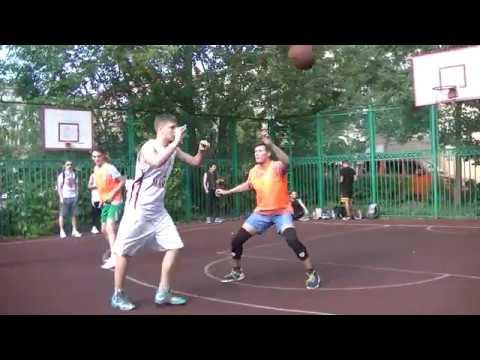 СГЗ Pull Up Streetball vs terrorism