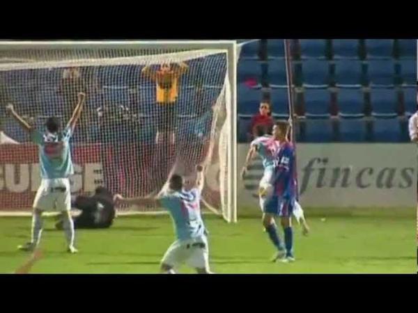 Golazo Joan Tomas | Huesca 1-1 Celta | 24032012