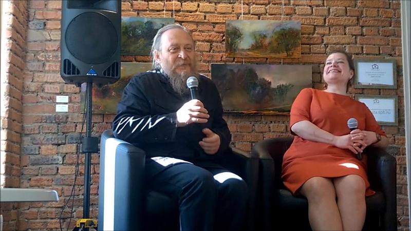 Чревоугодие: епископ Г.Лурье, доц. С. Рассадина, психоаналитик Д. Ольшанский