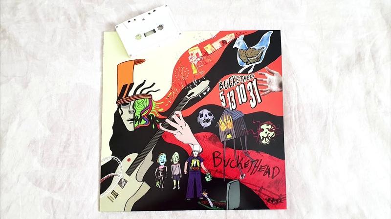 Buckethead - Bucketheadland 5 13_10 31 SP 42 Cassette Tape