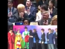 Taehyung and the first lady are best friends wbk!