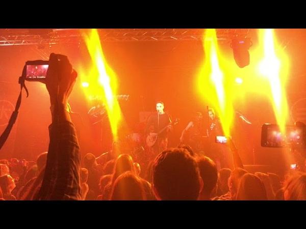 Эйкумена Лесник Король и Шут Cover Live in Glastonberry 18 01 19 Москва