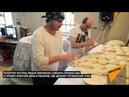 Как делают грузинский хлеб: репортер Sputnilk меняет профессию