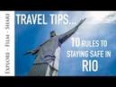 Is Rio de Janeiro safe? - Brazil - These 10 rules will help......