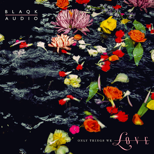 Blaqk Audio альбом Only Things We Love