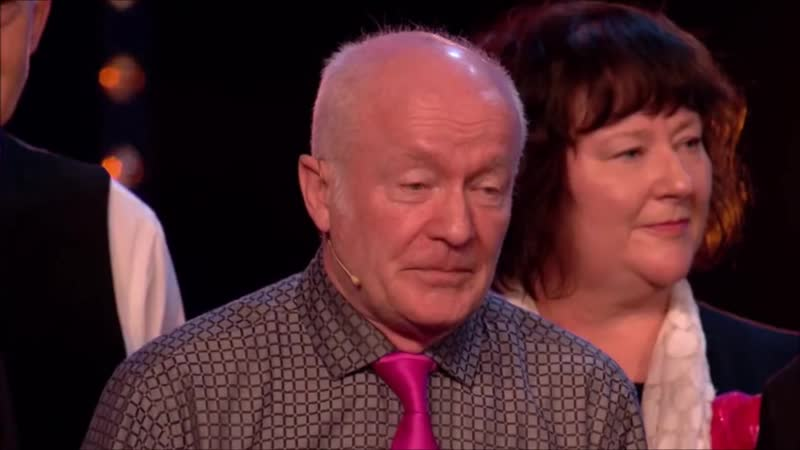 The Missing People Choir Bring Crowd to Tears!_ Auditions 1 _ Britain's Got Talent 2017
