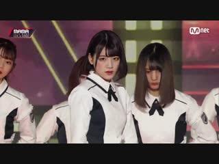 Hiragana Keyakizaka46 - Kitaishiteinai Jibun @ 2018 MAMA Premiere In Korea 181210
