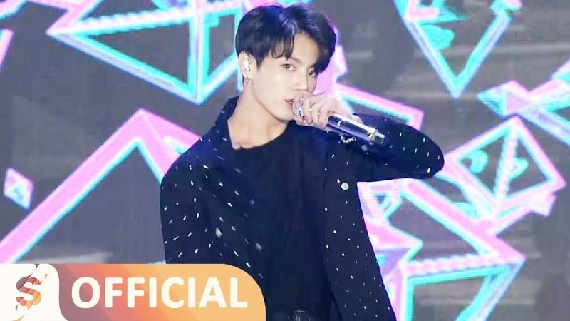 190115 BTS (방탄소년단) - FAKE LOVE IDOL (아이돌) @ SMA 28th Seoul Music Awards [2K 60FPS]