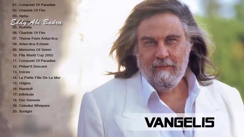 Best Of Vangilis Best Hits فنجيليس و اروع معزوفاته على الاطلاق MEN89GYM