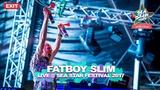 Fatboy Slim Eat Sleep Rave Repeat Live @ Sea Star Festival 2017