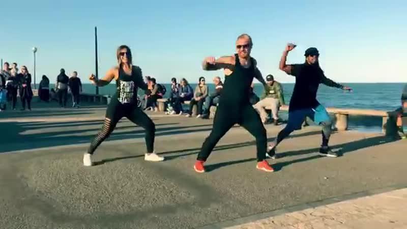 1, 2, 3 - Sofia Reyes (feat. Jason Derulo De La Ghetto) - Marlon Alves Dance MAs - Zumba.mp4