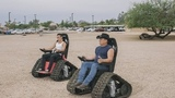 The Extreme Wheelchair That's Built Like a Tank