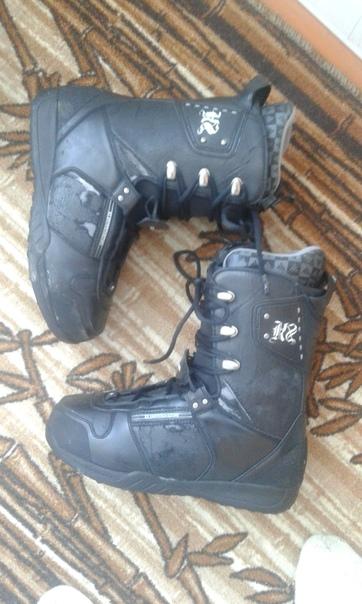 Продам сноубордические ботинки К2
