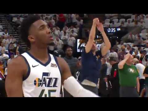 Houston Rockets vs Utah Jazz | April 22, 2019