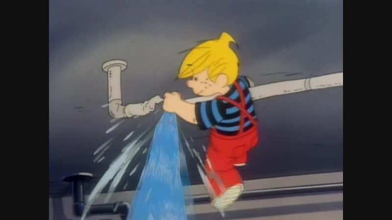 Деннис-мучитель сезон 1 серия 21 Dennis the Menace (Франция США Япония Канада 1986) Детям от 5 до