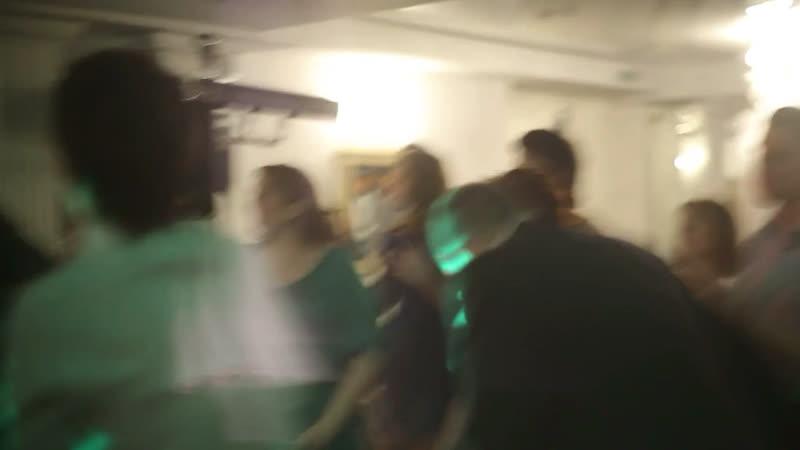 Танцевальный блок
