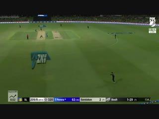 Обломки российского военного спутника в трансляции матча по крикету в Новой Зеландии