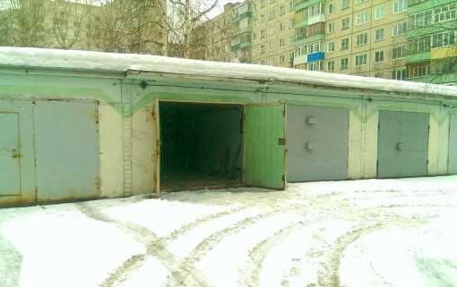 продажа гаражей Воскресенская 87к2с3