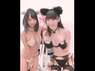 Cute asian cosplay [fetish asian girl panties ero dance orgasm not porn stockings pantyhose]