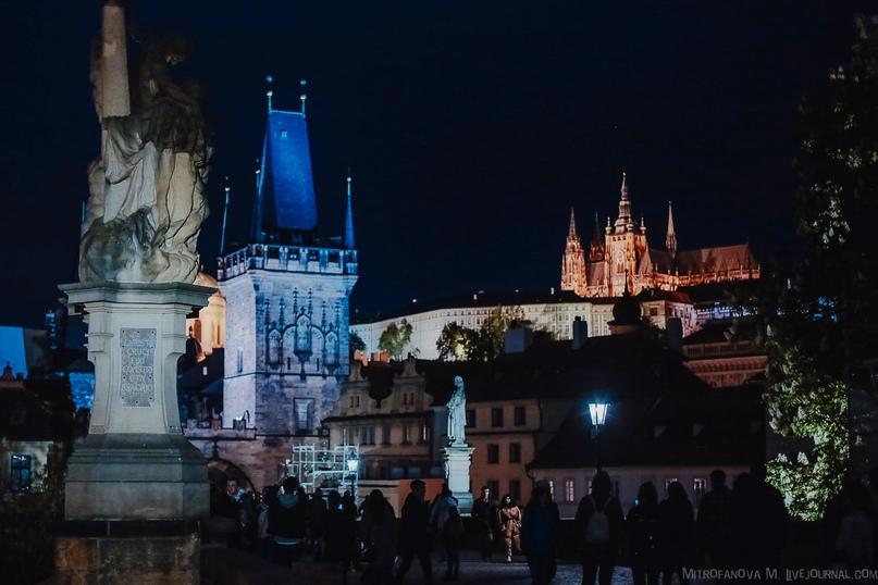 Мария Митрофанова: Прага, май 2019