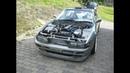 M50B25 Turbo Swap Nissan Silvia Drift Car Build