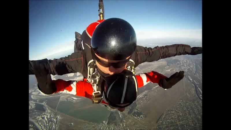 Запишись на прыжок с парашютом. Звони 89033000767