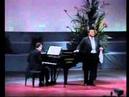 Luciano Pavarotti Alma del core Bari 1984