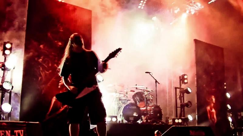Meshuggah The Ophidian Trek