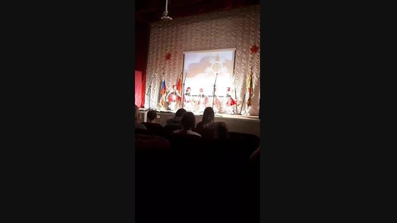 танец Красная шапочка