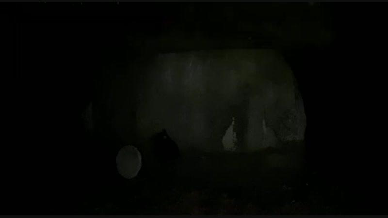 Практики Полнолуния. Ночная Мистерия. Голубое свечение над дольменом.
