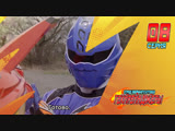 [dragonfox] Juken Sentai Gekiranger - 08 (RUSUB)
