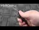 SK Knives Custom Doohickey 4 Frame Lock Bottle Opener Flipper