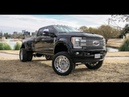 2017 F450 SUPERDUTY with a 6 inch Fabtech on 24 inch Super single American Force wheels and more