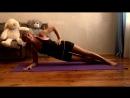 Фитнес дома. 5 упражнений для тонкой талии