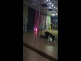 Natysik Kiseleva exotic pole dance