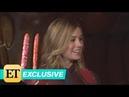 'Captain Marvel': ET Visits the Set With Star Brie Larson! (Exclusive)
