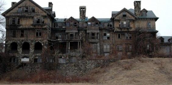4 самых интересных «дома с привидениями».