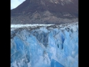 Огромный ледник оттаял в аргентинской Патагонии