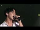 Hyunsik's amazing voice